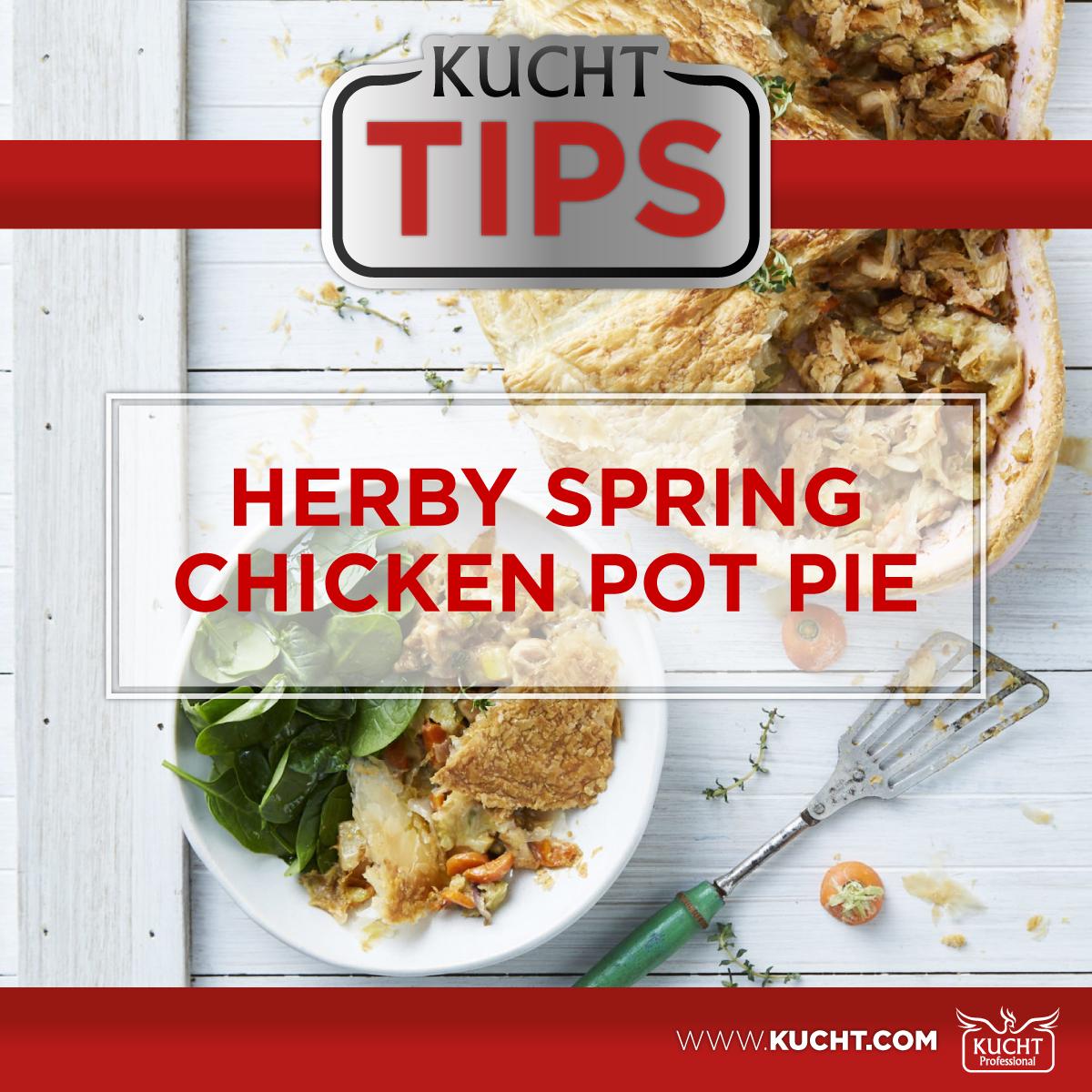 HERBY CHICKEN PIE 01 - RECIPES