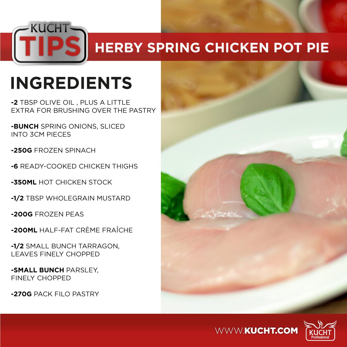 HERBY CHICKEN PIE 02 - RECIPES