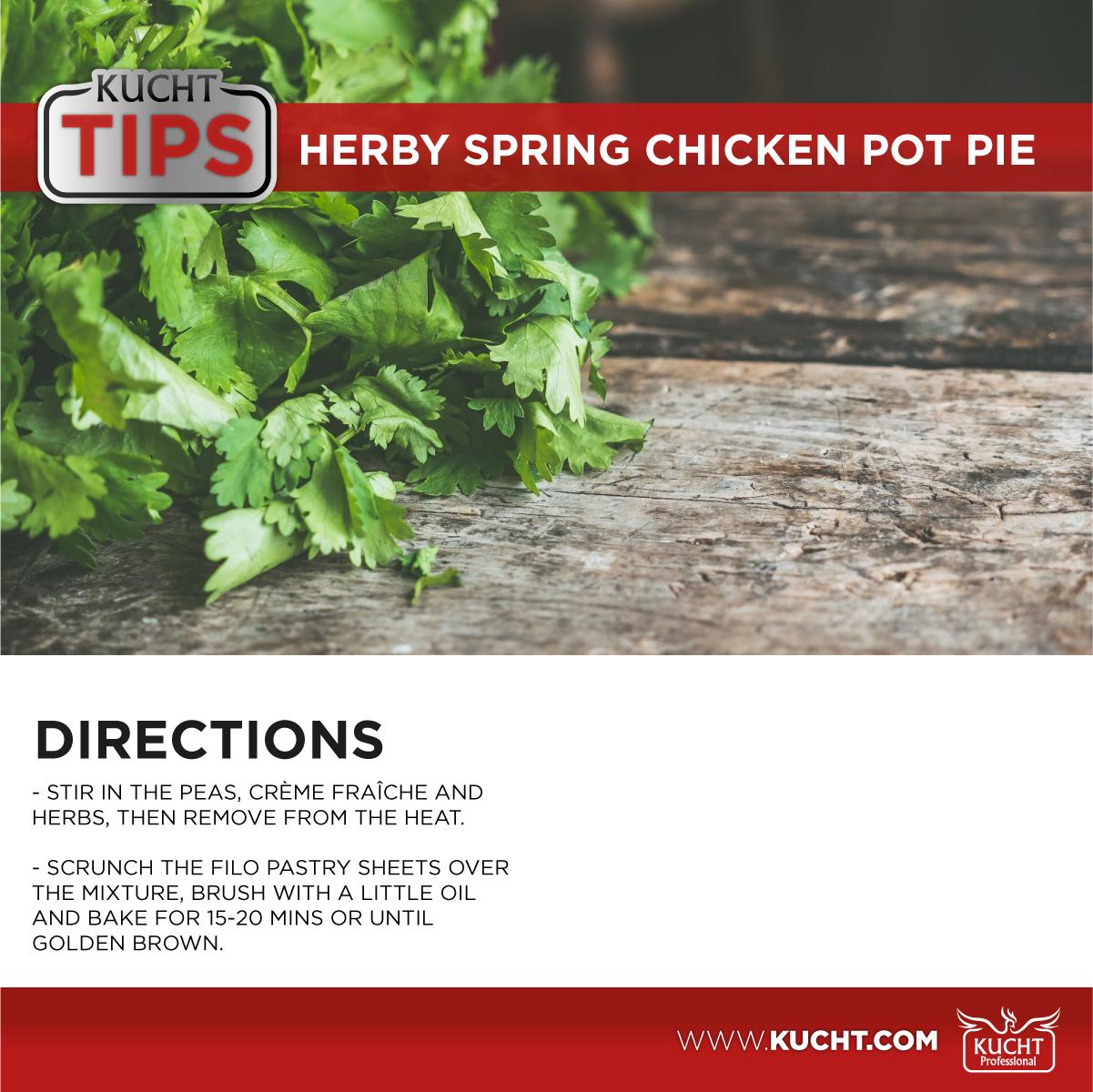 HERBY CHICKEN PIE 04 - RECIPES