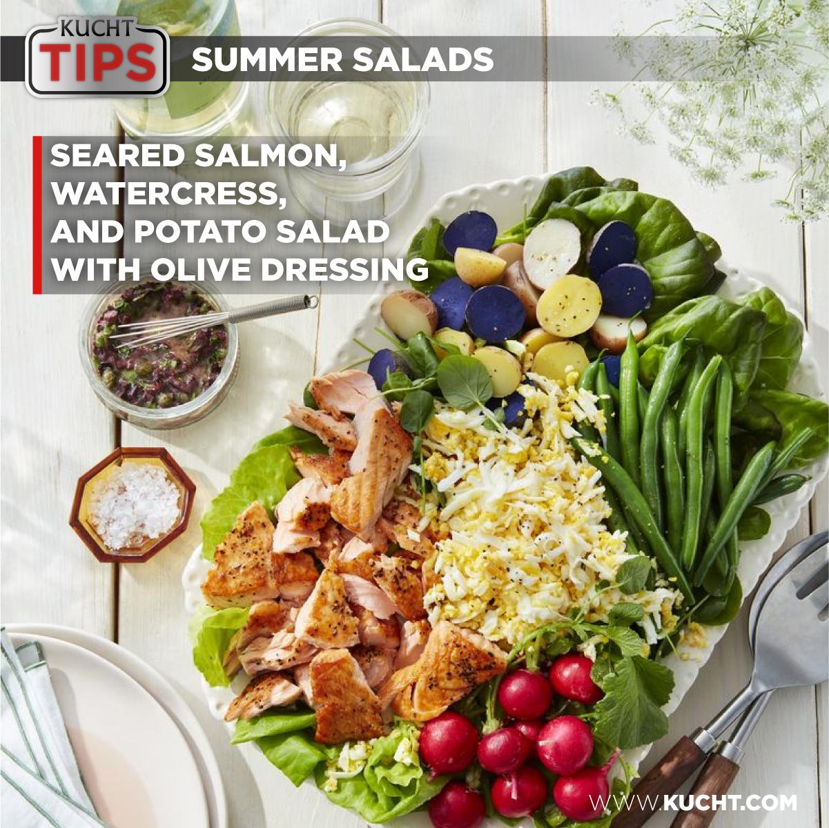 SUMMER SALADS 03 - RECIPES