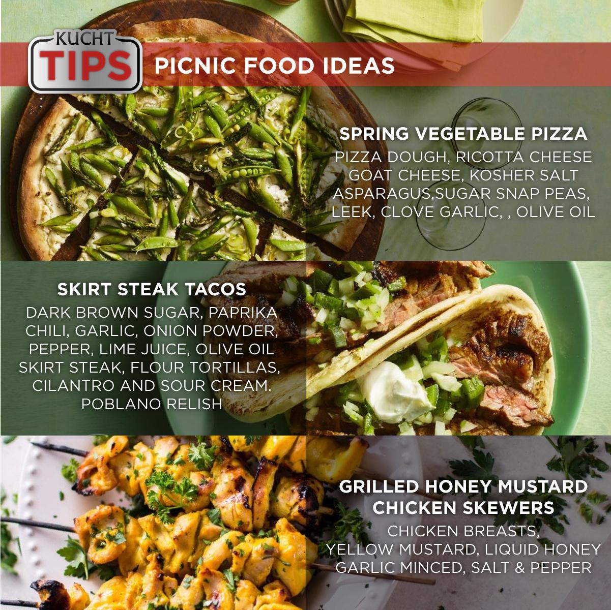 picnic ideas 02 - RECIPES