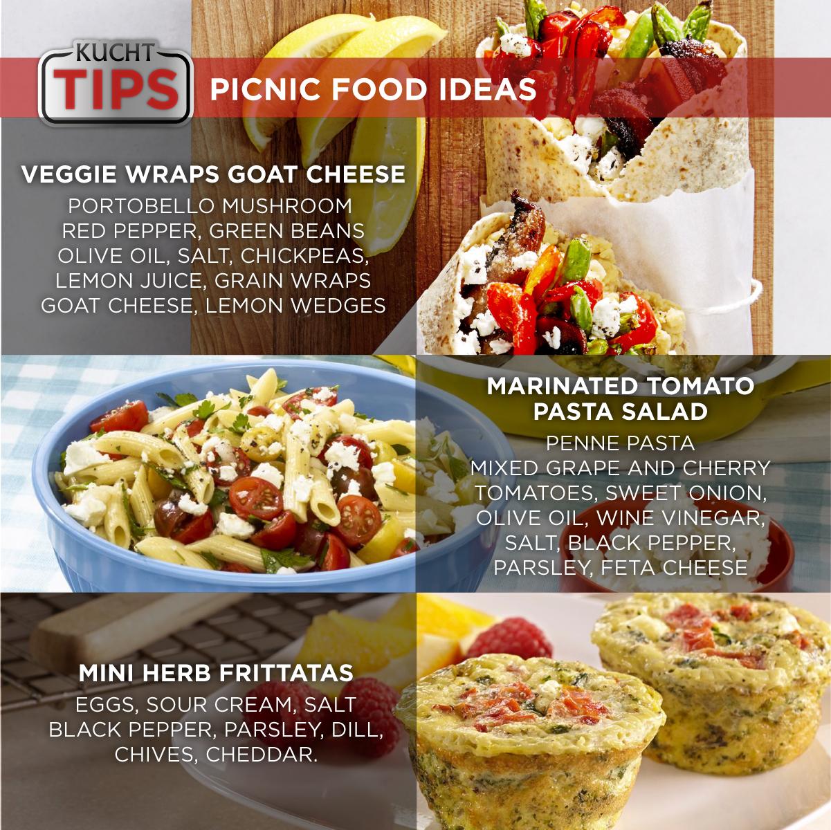 picnic ideas 03 - RECIPES