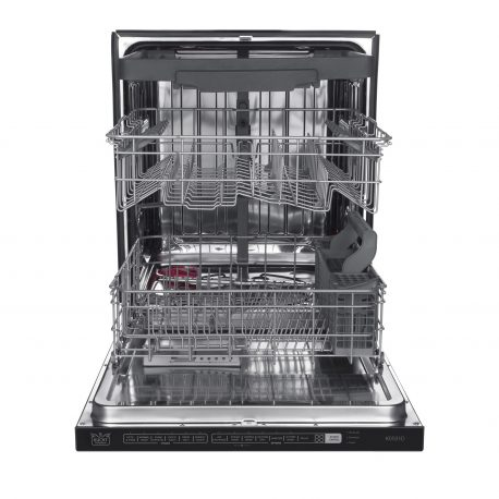 "Front Open 458x458 - K6501D - 24"" Dishwasher"