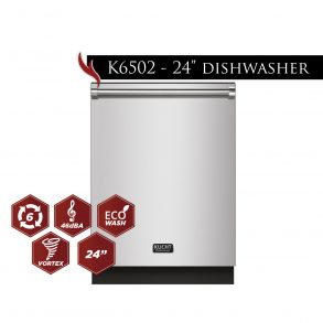"foto model k6502 24dishwasher 014 293x293 - K6502D - 24"" Dishwasher"