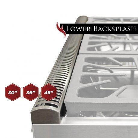 foto lower backsplash 01 458x458 - Stainless Steel Lower Backguard